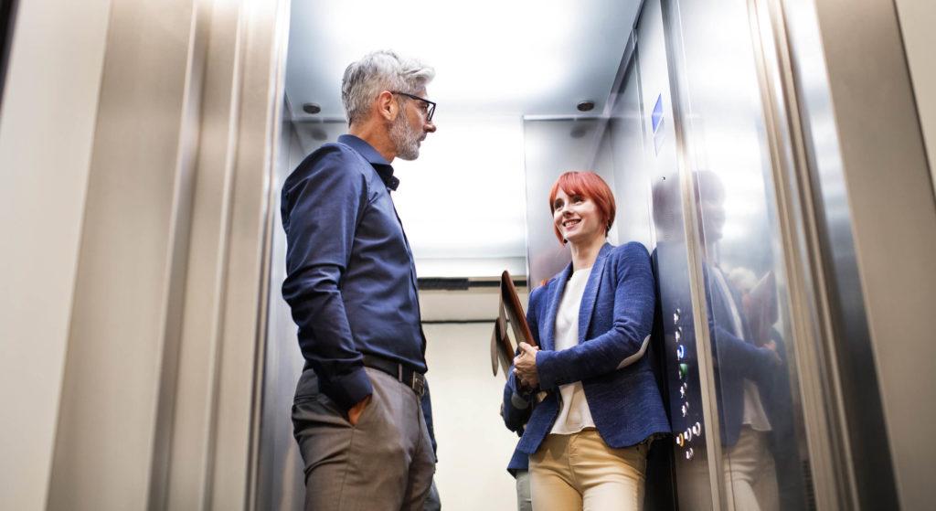 Ascenseur pour une sérénité optimal